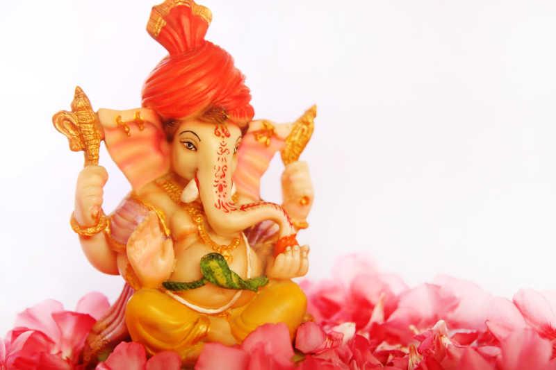 印度教神甘尼萨雕像