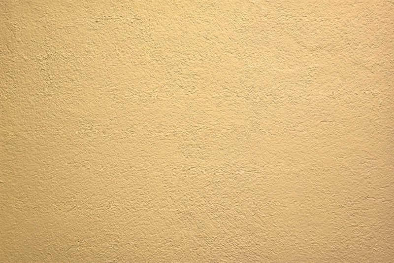黄色水泥混凝土背景