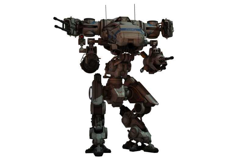 机械战斗机器人