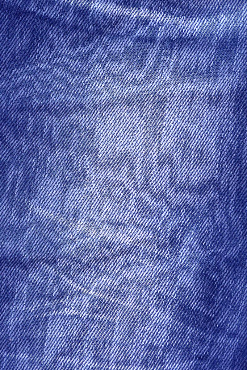 蓝色的牛仔裤纹理背景