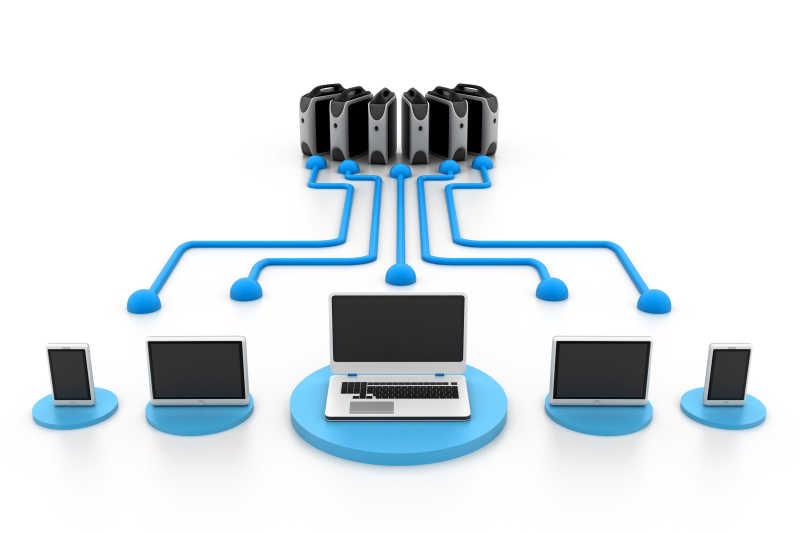 云计算设备与网络