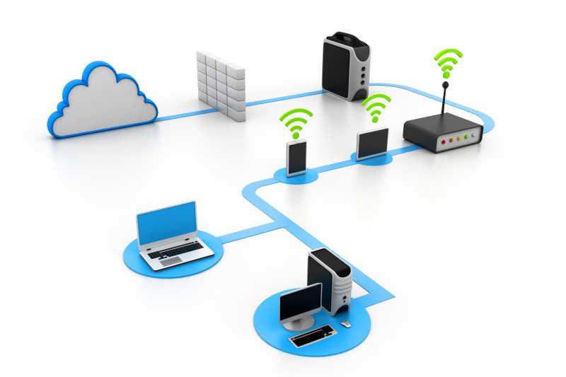 云计算网络设备
