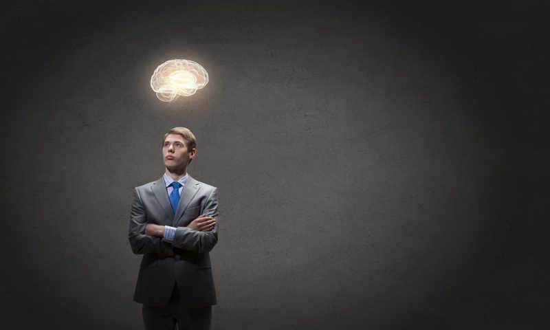 商人聪明的头脑