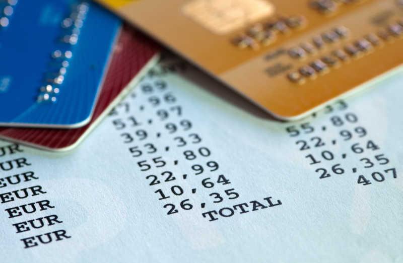 信用卡与账单