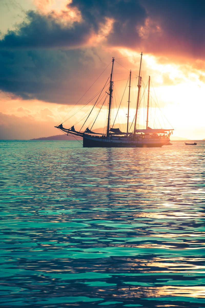 印度洋休闲游艇