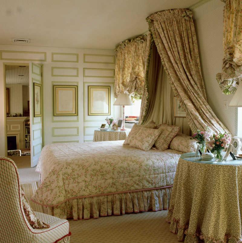 古典豪华卧室设计