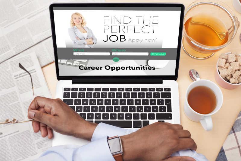 互联网找工作