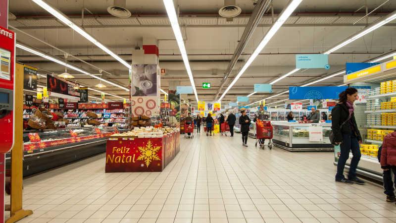达伽马超市