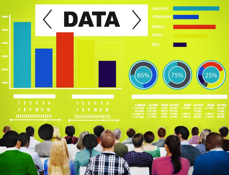 数据分析图表