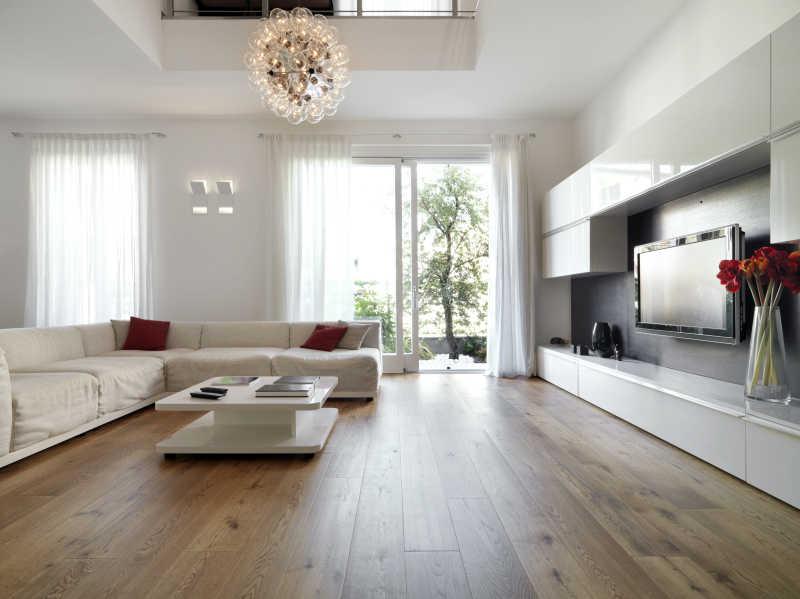 豪华的的现代客厅装修设计