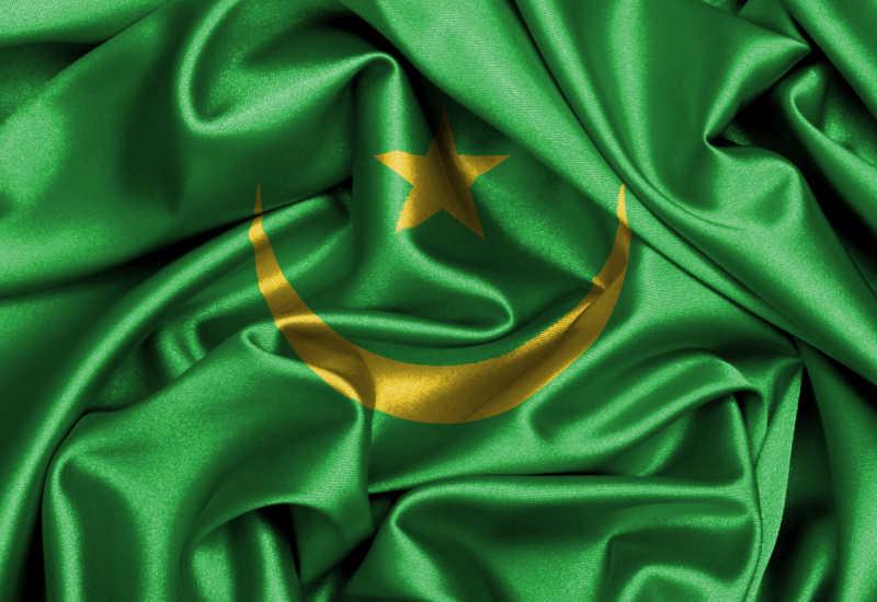 毛里塔尼亚国旗缎面旗帜