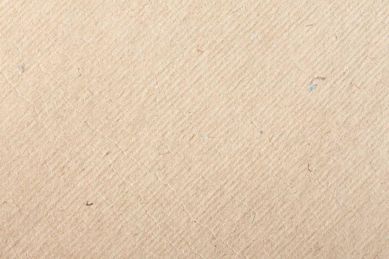 米色纸板纹理