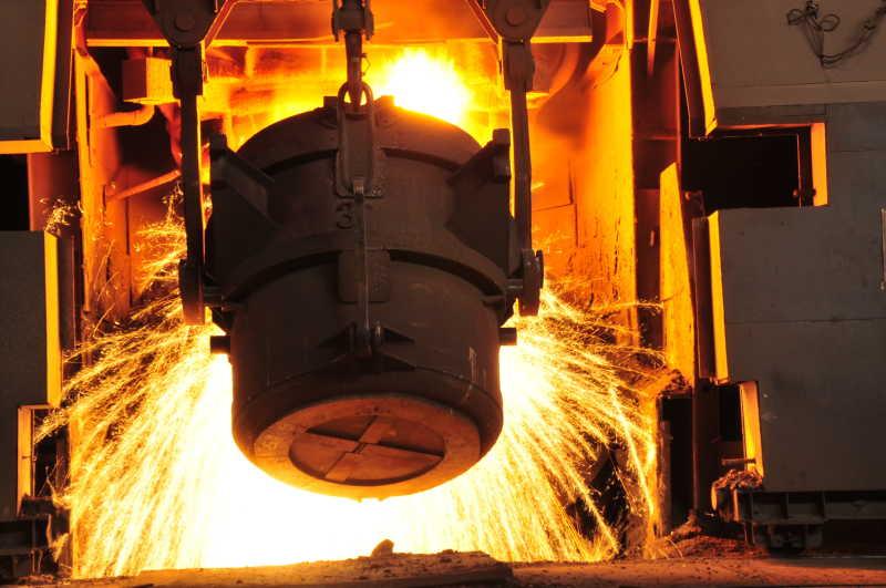 金属的冶炼铸造过程