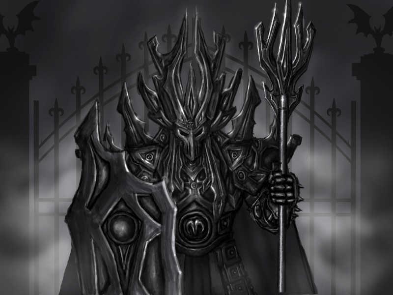 铁骑士死亡骑士