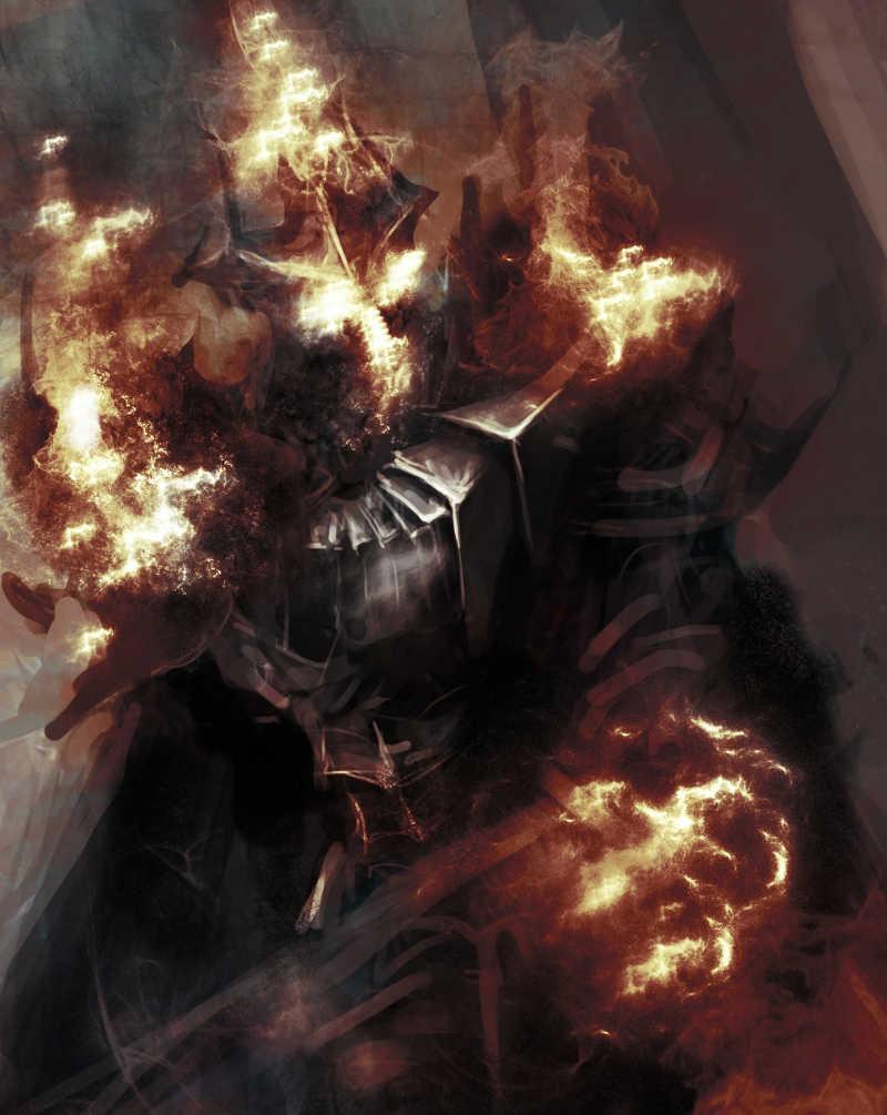 世界末日末日使者地狱的火焰