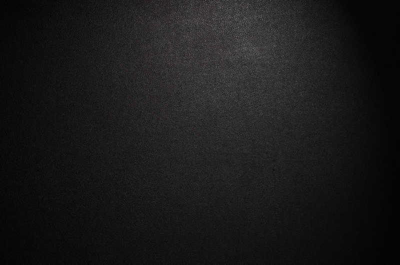 黑色背景与聚光灯