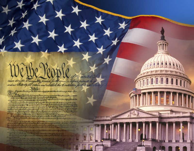 爱国象征美利坚合众国