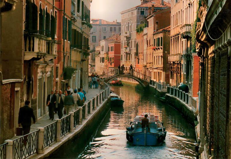 意大利的城市建筑