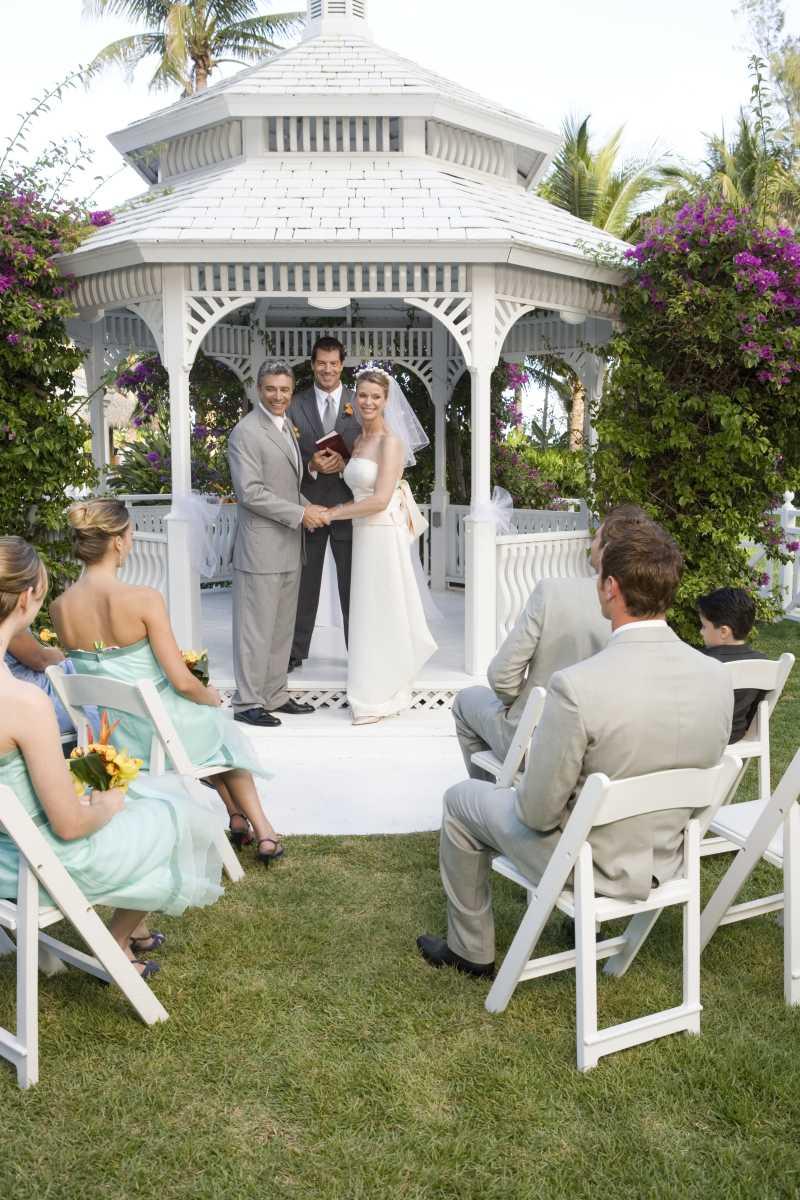 中年夫妇的婚礼