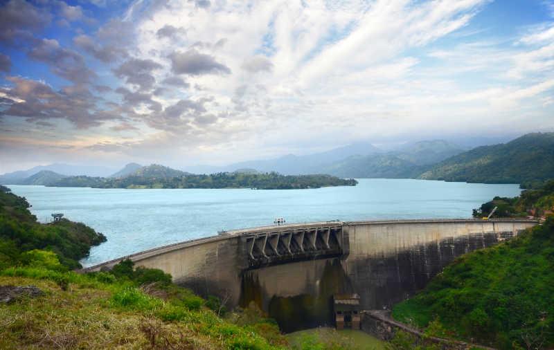 维多利亚水库