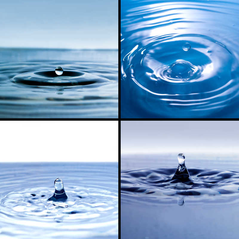 水滴的拼图