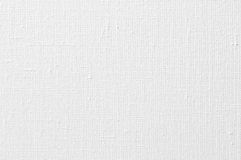 白色画布纹理背景
