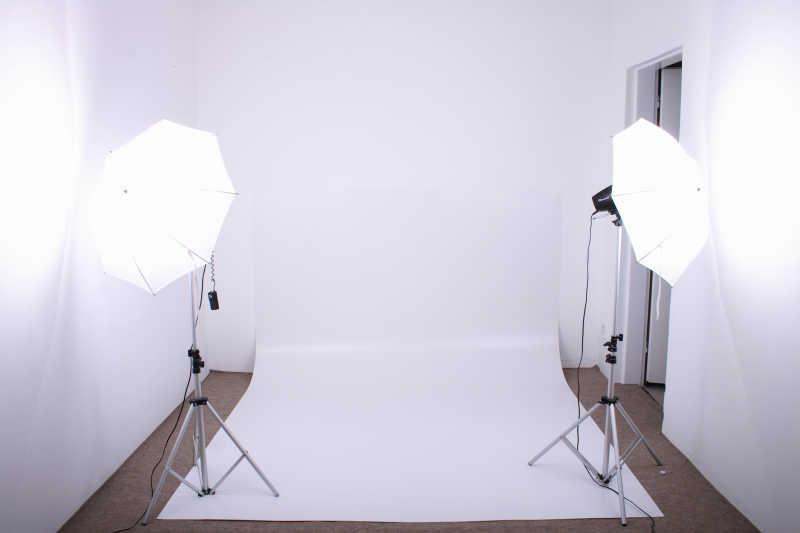 摄影的工作室