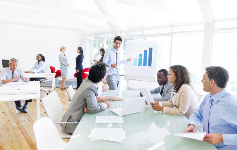 小型商务会议