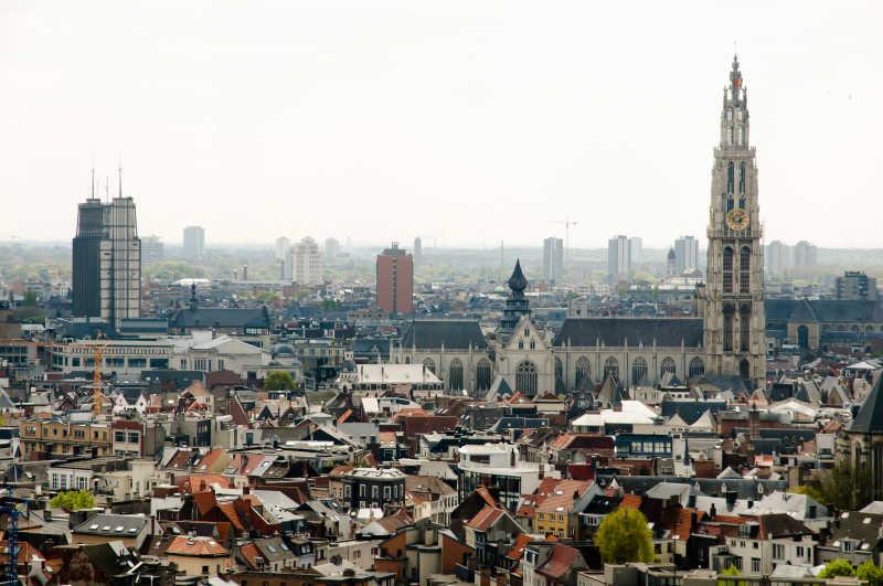 比利时建筑群