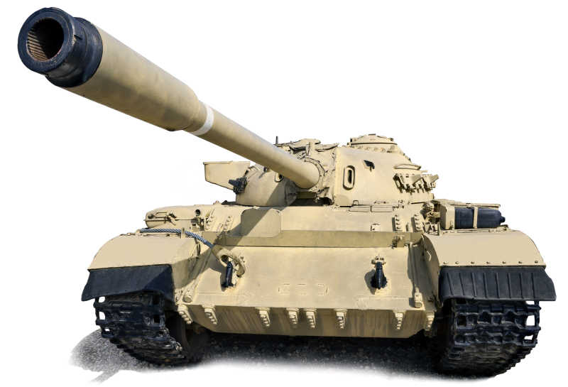 T-55苏联中型坦克