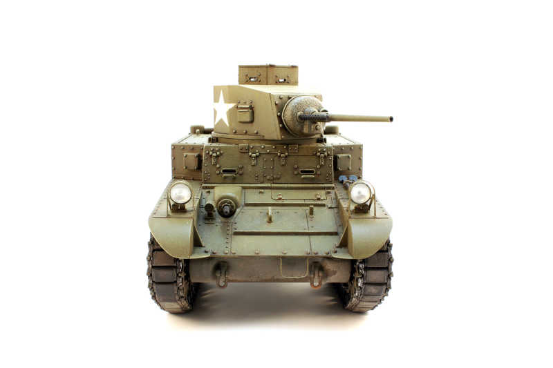 美国轻型坦克M3