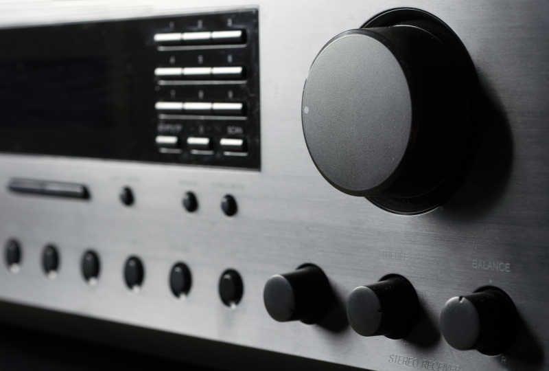 高端电子音频系统