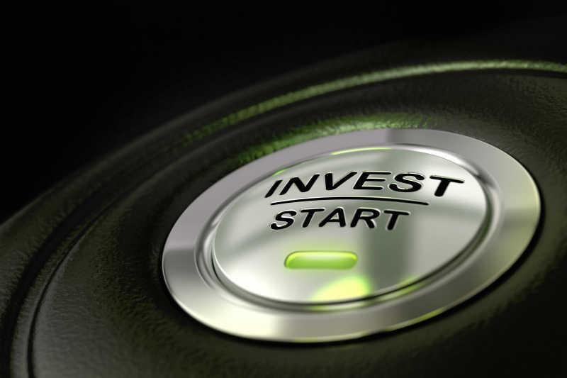 投资启动开始按钮