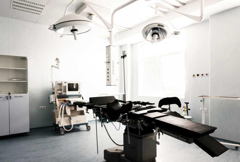 医疗设备诊疗室