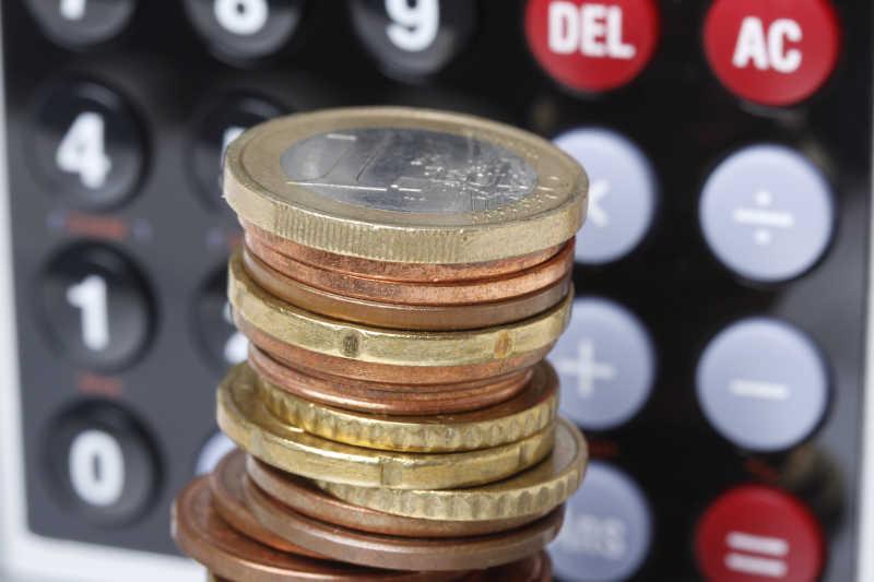 硬币和计算器