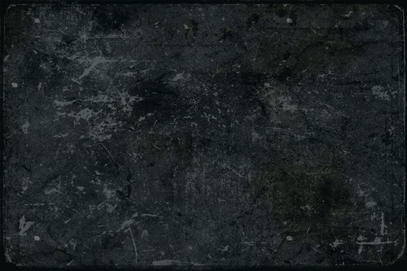 黑纸纹理背景