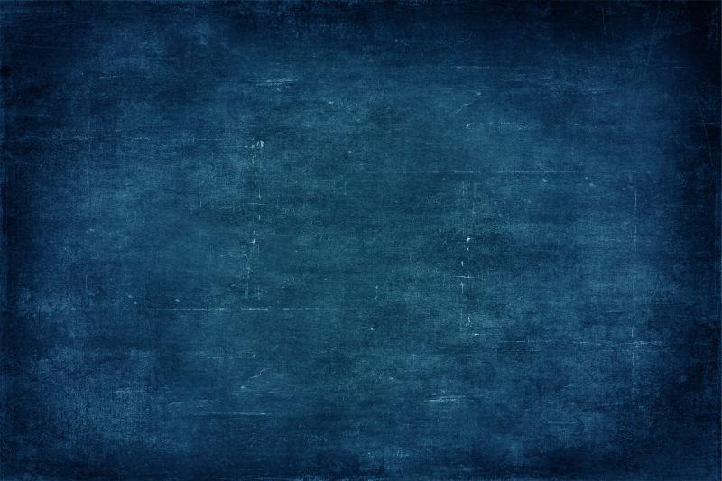 黑色背景下的蓝色纹理