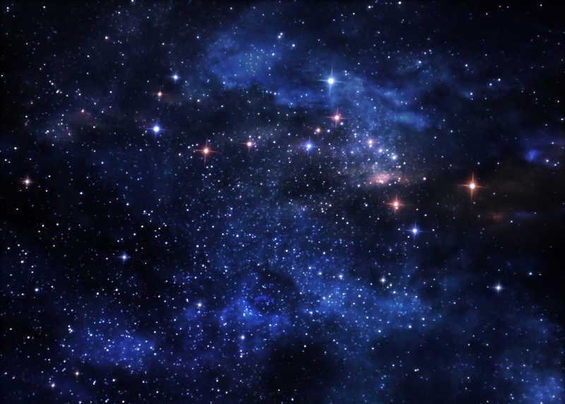 美丽的星云