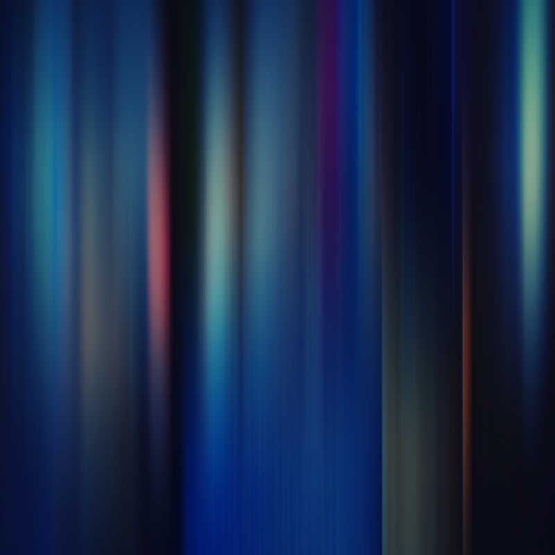 蓝色模糊线背景