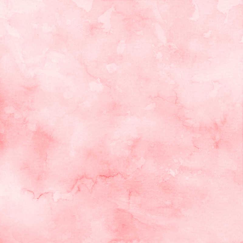 淡粉色水彩背景