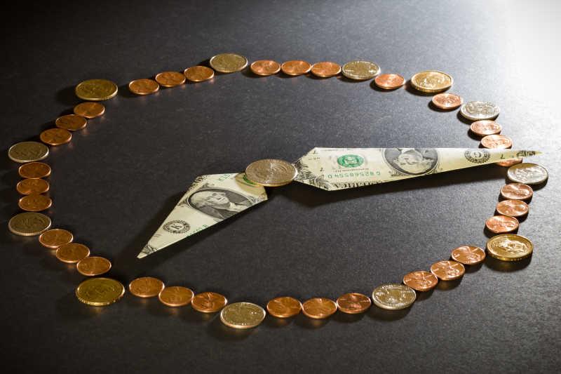 财务收益时间就是金钱
