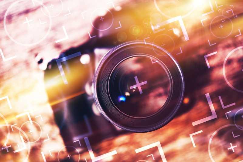 现代照相机