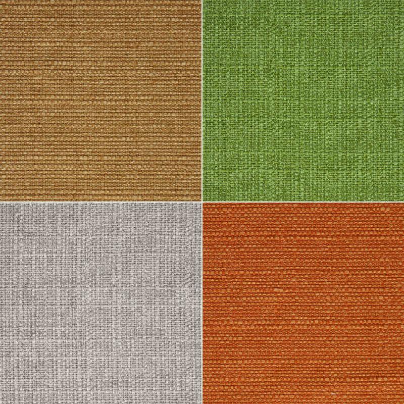 彩色拼接的织物纹理