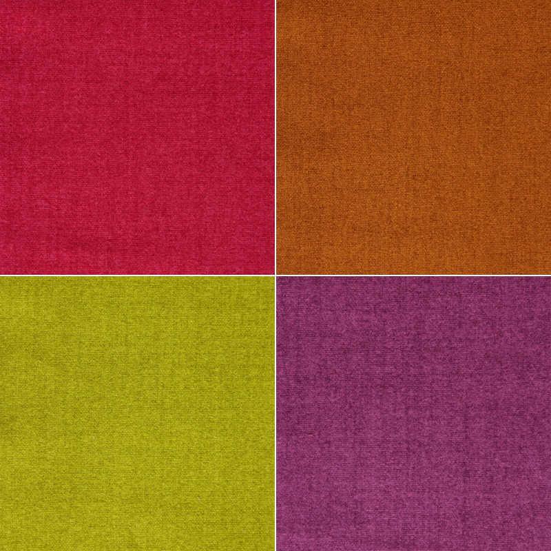 彩色的织物纹理