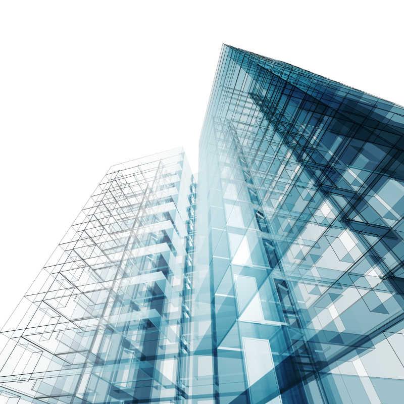 现代建筑设计框架