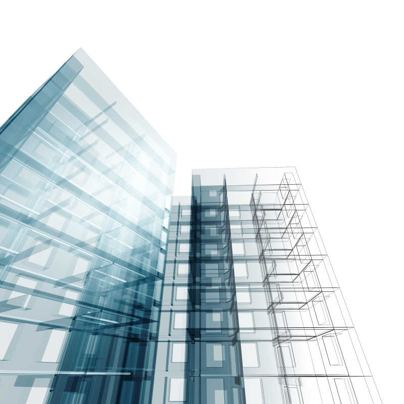 建筑结构模型