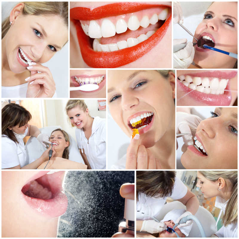 牙齿的健康与护理