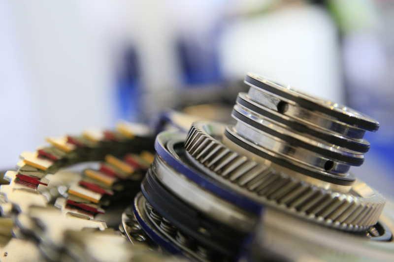 汽车金属齿轮组