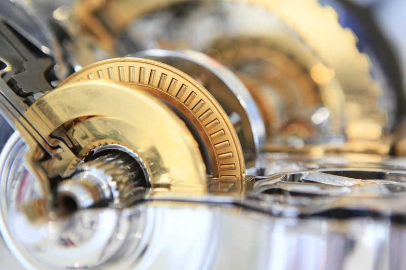 发动机齿轮组