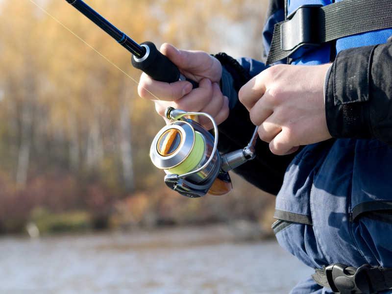 钓鱼的渔夫